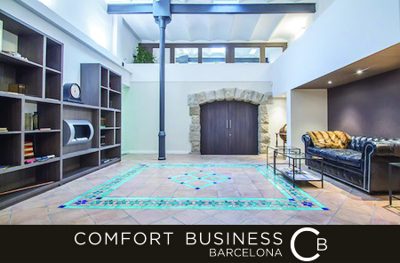 Comfort Business Barcelona-Grupo CB